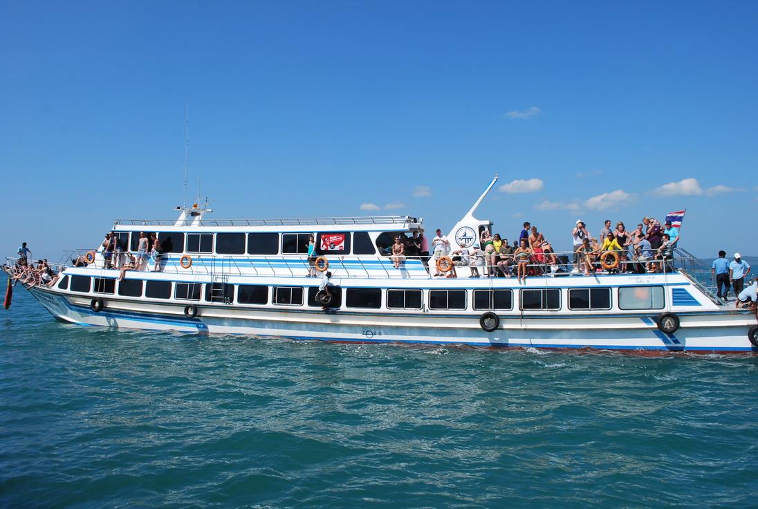 самостоятельные экскурсии краби Тайланд: провинция Краби - tripdragon.ru