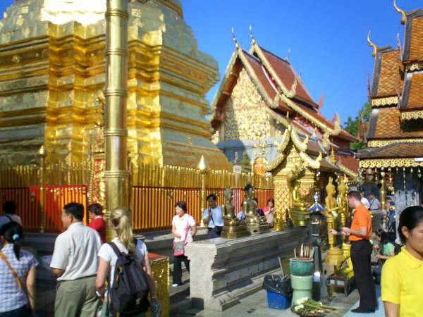 Самостоятельно в бангкоке посетить в